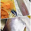 香煎剝皮魚肝