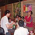 2008大醫盃三連霸慶功宴在老東村