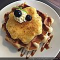 《淡水新餐廳》billie's鬆餅店假日早午餐