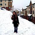 Glamorgan的第一場大雪