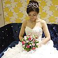 Bride筱婷結婚 中壢皇帝嶺餐廳