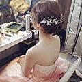 Bride~ 品涵 結婚 青青風車餐廳