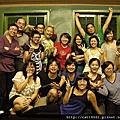 小地寶在新加坡戲劇盒排練