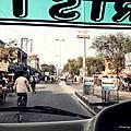 車窗外的印度