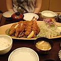 2008,7/6 大阪(城)天守閣,黑門市場