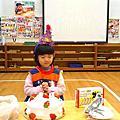小潔4歲生日