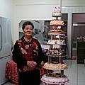 阿嬤80歲生日