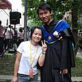20060603同學的畢業典禮