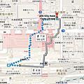 201410月大阪自助行
