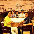 2006/0817上海湯包館與客戶餐敘