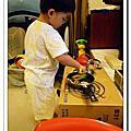 20110728 自製廚房玩具組