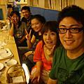 20081103達義社吃飯