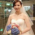 Katherine  結婚造型