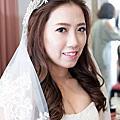 樺 結婚造型