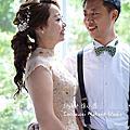 怡婷 結婚造型