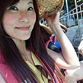 【遊記】台南✿台江國家公園+四草砲台+綠色隧道竹筏