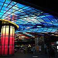 【遊記】高雄✿中央公園站~油亮的小鴨+美麗島站光之穹頂+永清國小綠色隧道