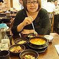 20110616青溪川、明洞韓式泡菜鍋