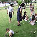 20110729華山草皮的寶寶+媽咪聚會