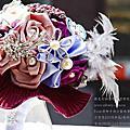 愛戀微醺-【珠寶捧花及多元素材質捧花訂製 / 教學】*另售DIY材料包
