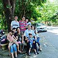 2011.8.15~16台南二日家人出遊