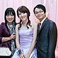 幸福邁向人妻の路 ❤亦生儀世訂婚宴❤ (攝影師拍攝)