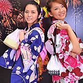 2011/7/10-KOSE盛夏美肌浴衣美人拍照相簿封面