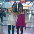 【2010】By2桃園機場接.送機照