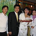 050107[新北板橋]縣府大樓8F凱薩陽光加州西餐廳-勁昇孟郁訂婚