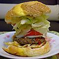 090718[新北永和]ptt雙和板友手工牛肉漢堡