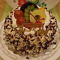 100926[新北永和]聖保羅黑森林蛋糕