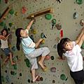 090821內湖運動中心-攀岩