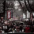 2016.01.09.西安回民街&大雁塔