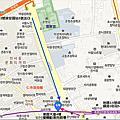 韓國公演場地地圖
