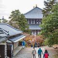 【奈良楓景】二月堂