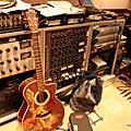 錄音室第一天