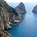 卡不里島-絕美的藍洞(義大利)