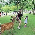 奈良NARA-奈良公園-道頓堀