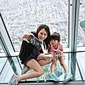 大阪Osaka-Outlets-堺市-あべのハルカス60階展望台