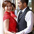 饅頭爸團隊 | 婚攝張智超 | 俊翔&資怡 | 儀式 | 國賓飯店 | 網路版