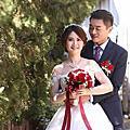 饅頭爸團隊 | 婚攝張智超 | 坤宜&思婷 | 宴客 | 台北彭園 | 網路版