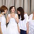 饅頭爸團隊 | 婚攝張智超 | 益霖&靜慧 | 結婚 | 江子翠彭園 | 網路版