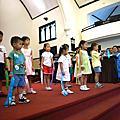20100807中山教會-妞獻唱給爸爸