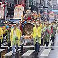 2017雞籠中元祭迎斗燈遶境