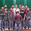 龍山國中羽球隊
