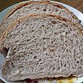 洛神花麵包
