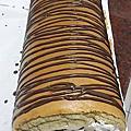 咖啡果凍蛋糕捲