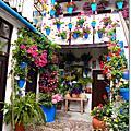 [安達魯西亞]哥多華之旅~花兒高高掛的中庭節