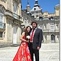 [婚&事]西班牙夢幻婚禮