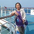 藍寶石公主號郵輪之旅